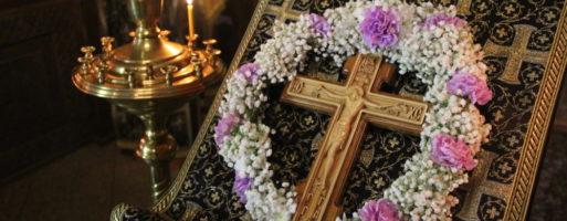 Фотохроника Воскресного богослужения 22.03.2020